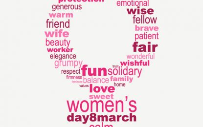 EMBRACE YOUR FEARLESSNESS ON INTERNATIONAL WOMEN'S DAY