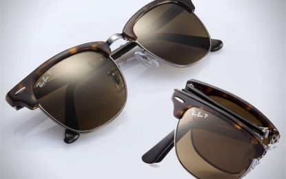 Ray Ban glasses: a special and protective eyewear with trendy design