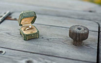 Romance In Antique Jewelry