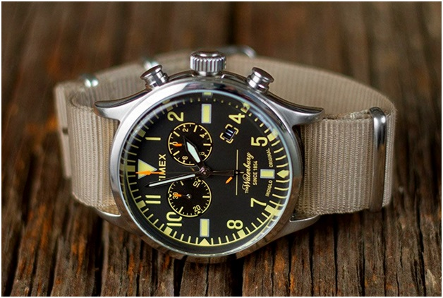 7 Affordable Military Style Tactical Watches At Seiko