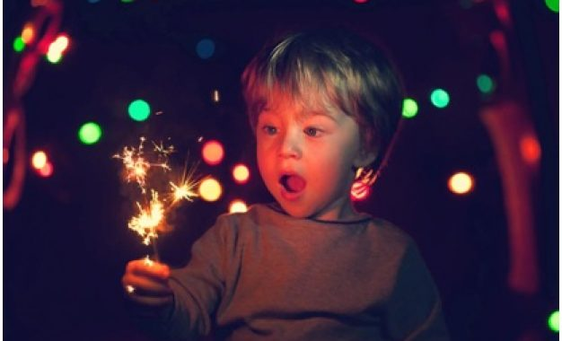 Surprise your kid's birthday party with the shiny sparklers