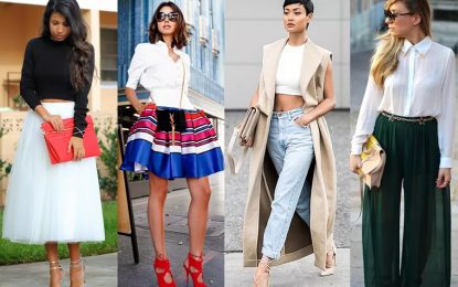 Trendy and Chic Outfits for Women of all Age