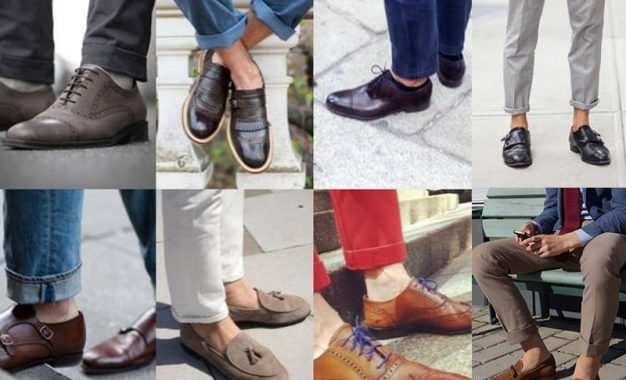 10 Shoes Every Man Should Own