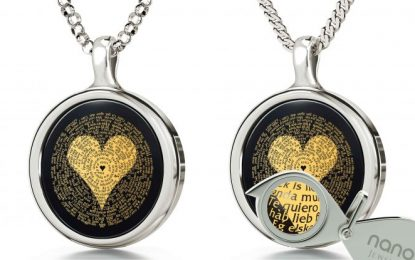 Finding the Best Love Necklaces for Her