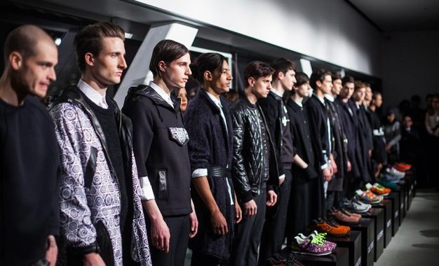 Men's Clothing, a new challenge for designers