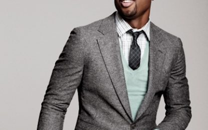 3 Fashion Tips For The Vertically Gifted Man