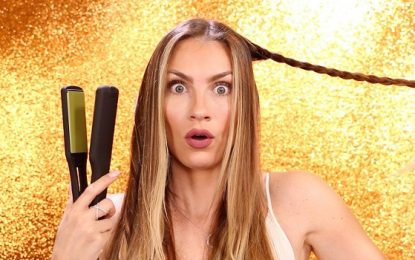 How to Choose Best Flat Iron for Your Hair Type