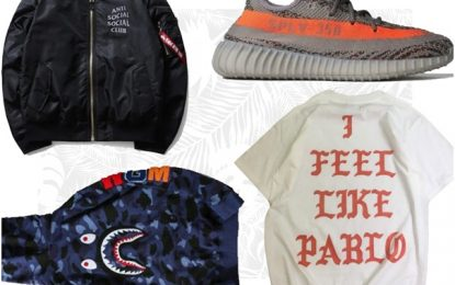 Streetwear Fashion in 2018 – What's On?
