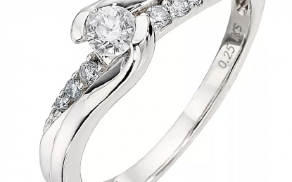 Updating an Heirloom Engagement Ring