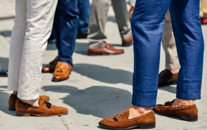 Loafer Shoes Makes Different Appearance In Ones Personality