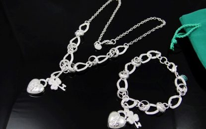Most Stylish Silver Jewelries Available Online At ELF925.com