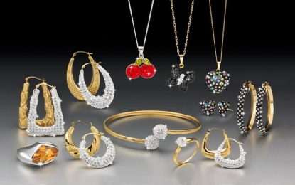 Online jewelry from Lydiana