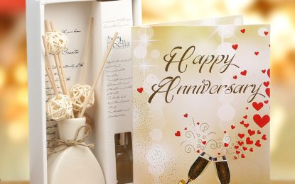 Make your Parents Feel Special with These Personalised Anniversary Gifts