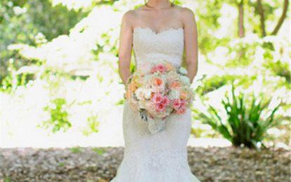 Gorgeous wedding dress for you