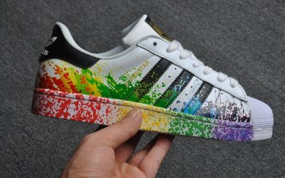 Buy shoes that can give you pride