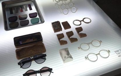 Recycling Eyeglasses for Charity
